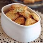葱香酥油饼干