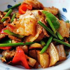 香辣回锅肉的做法