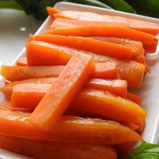 酸甜胡萝卜的做法
