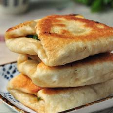 青辣椒夹饼的做法