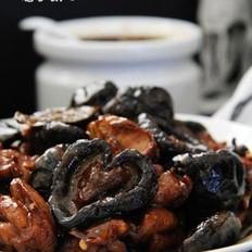 香菇烧鸡的做法
