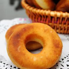 原味甜甜圈的做法