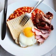 豪华英式早餐