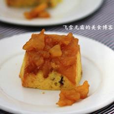 菠萝杯子蛋糕的做法