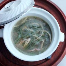 西湖莼菜羹