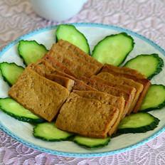 茶香豆腐干的做法
