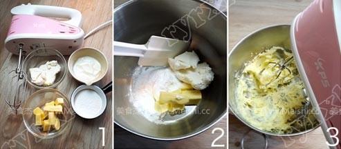 杯子蛋糕的做法【步骤图】_菜谱_美食杰