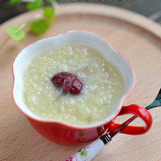 小米红枣燕窝粥的做法