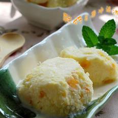 酸奶芒果冰淇淋的做法