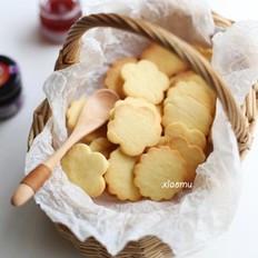 黄油小饼干