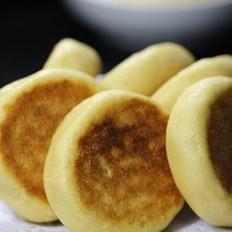 玉米面酸菜饼的做法