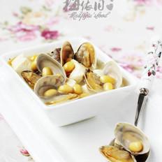 黄豆文蛤豆腐汤的做法