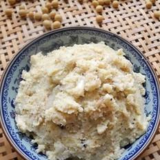 炒豆漿的做法