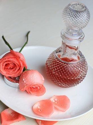 美颜玫瑰醋的做法