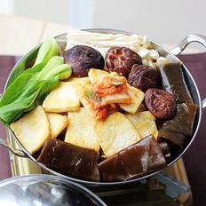 蔬菜锅的做法