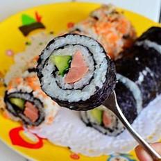 简单寿司的做法