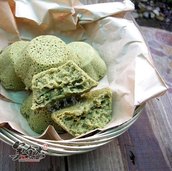綠色粿(酵母粉版)ie.jpg
