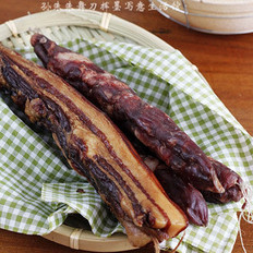 自制广式腊肉的做法