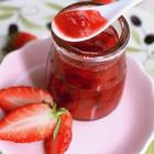 微波草莓酱