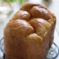 红糖米饭面包的做法