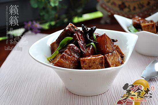 千頁豆腐紅燒肉Lf.jpg