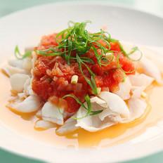 茄酱鱼片的做法