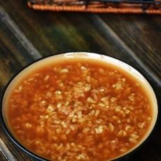 罗汉果糙米粥