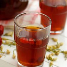 大枣枸杞养颜茶的做法