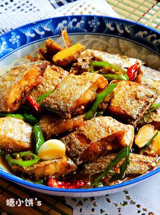 香辣带鱼的做法