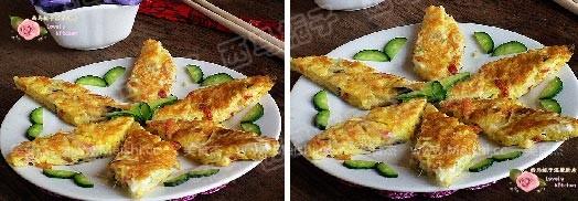 香煎芙蓉蛋哪里的菜_香煎芙蓉蛋的做法【步骤图】_菜谱_美食杰