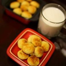 蛋黄椰蓉酥的做法