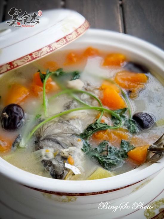 木瓜鲤鱼煲的做法
