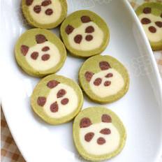 熊貓餅干的做法