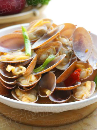 爆炒腰蛤的做法
