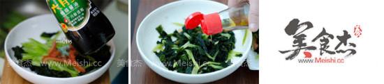凉拌裙带菜
