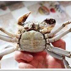 清洗螃蟹的技巧