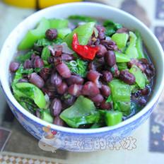 煮小豆的做法
