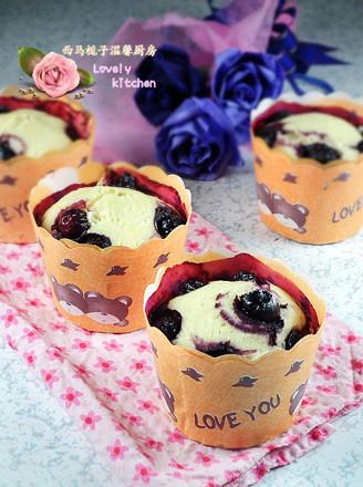 蓝莓酸奶马芬的做法
