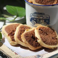 朗姆葡萄椰蓉餅干的做法