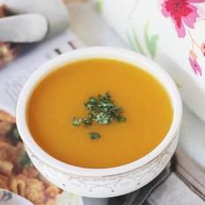 黄金南瓜粥的做法