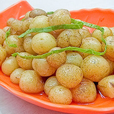 蚝油土豆的做法