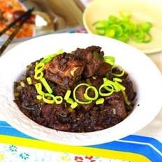 豆豉烧排骨的做法