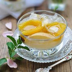 枇杷雪梨銀耳百合甜湯的做法