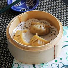 月牙蒸饺的做法