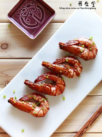 经典油焖大虾的做法