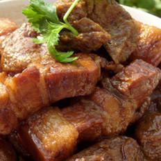 油豆腐炖肉