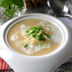 香浓土豆汤的做法