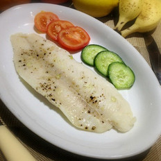 锡纸烤鱼柳的做法