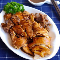 醬油雞的做法