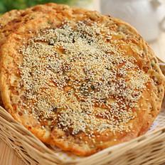 洪湖肉炕饼的做法